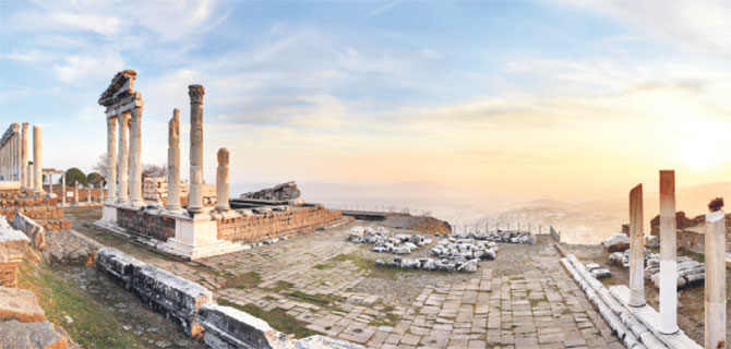 Pergamon Antik Kenti