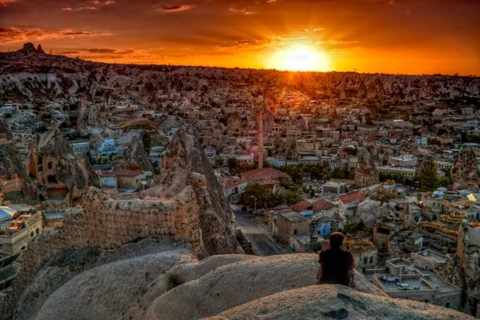 Sunset Point-Göreme
