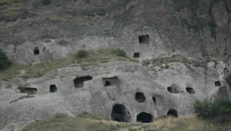 İndağı Kaya Mezarı