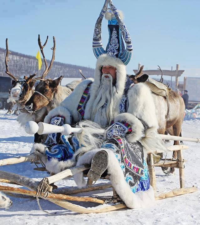 Türklerin Noel Babasını Bulduk!! Karşınızda Ayaz Ata