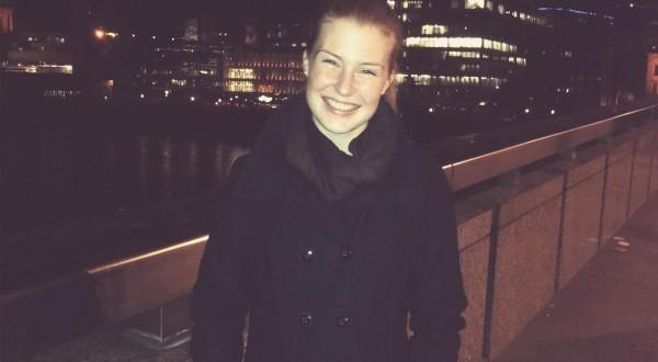 Londra'da Tatlı Bir İltifat Aldım