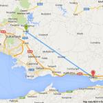 Körfez Kocaeli Haritası