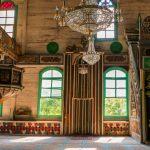 Karadeniz'in ahşap camileri