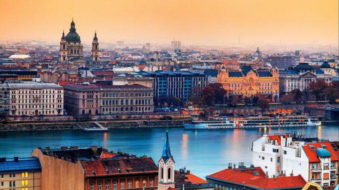 Macaristan'ın Başkenti, Şehirleri ve Bölgeleri
