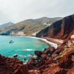 Red Beach – Santorini, Greece