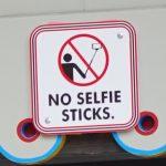 Selfienin Yasak Olduğu Popüler Yerler