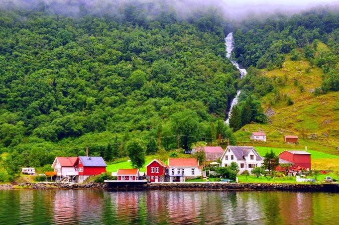 Norveç'in Başkenti, Şehirleri ve Bölgeleri