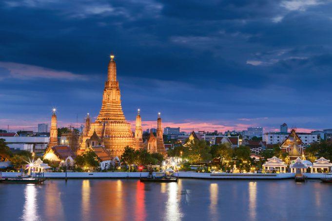 Bangkok'da Gezilecek 10 Yer