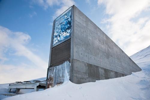 3- Svalbard Global Seed Vault
