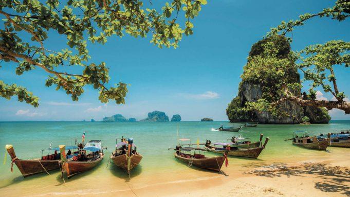 Tayland'ın En Popüler 25 Gezilecek Noktası
