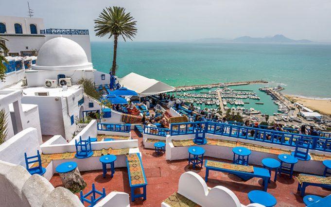 Tunus'un Başkenti, Şehirleri ve Bölgeleri