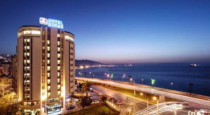 Konak Otelleri ve Konak Otel Fiyatları