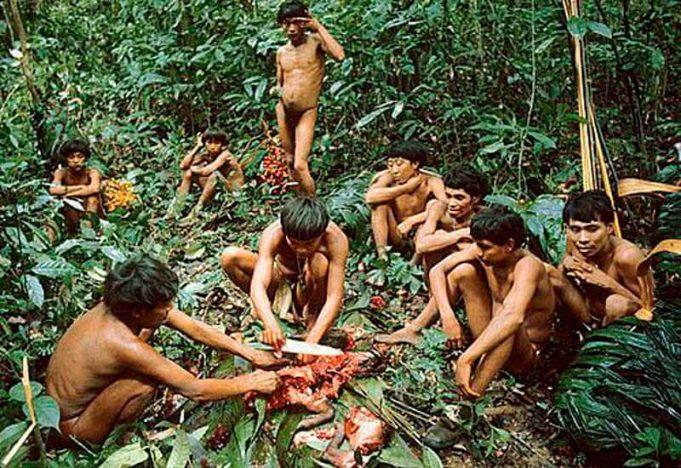 Yanomami Ölüleri