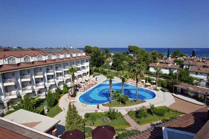 Çamyuva Otelleri ve Çamyuva Otel Fiyatları