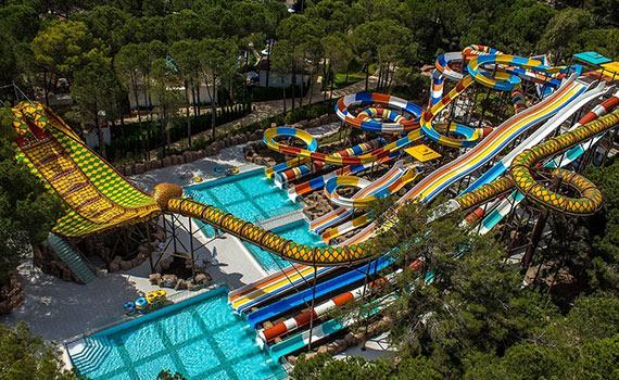 Aquapark Otelleri ve Aquapark Otel Fiyatları
