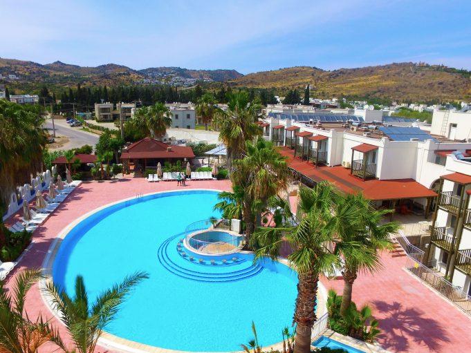 Ortakent Otelleri ve Ortakent Otel Fiyatları
