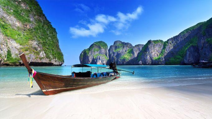 Tayland Başkenti, Şehirleri ve Bölgeleri