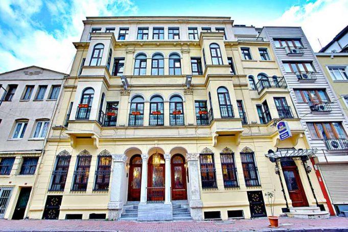 Sirkeci Otelleri ve Sirkeci Otel Fiyatları