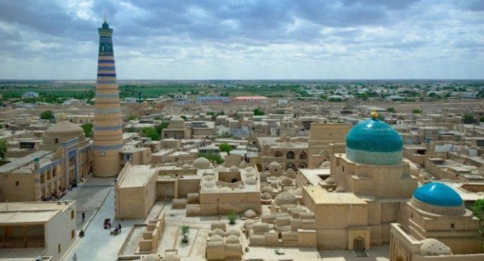 Özbekistan'da Gezilecek Yerler
