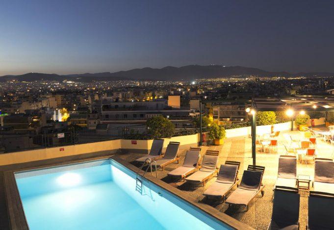 Atina Otelleri ve Atina Otel Fiyatları