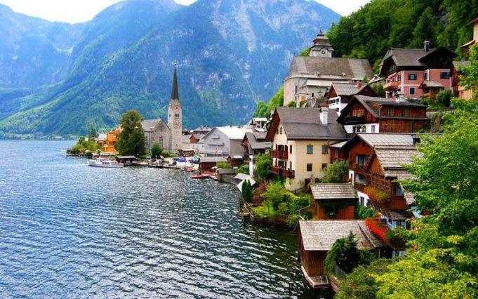 Avusturya'da Gezilecek 10 Yer