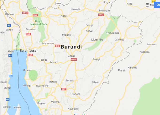 Burundi'de Gezilecek 10 Yer