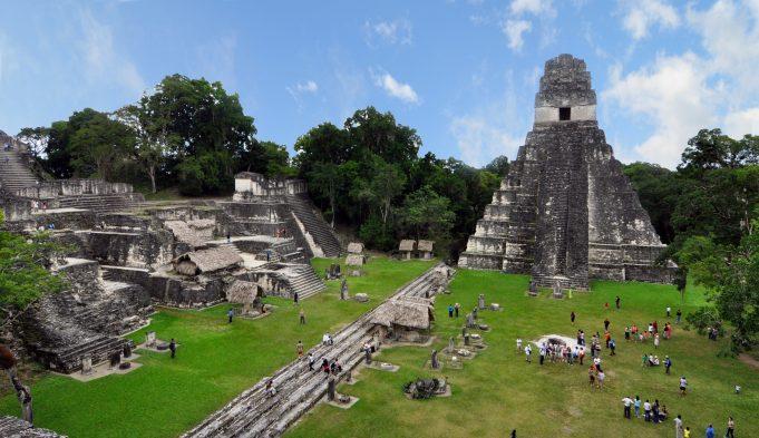 Guatemala'da Gezilecek 10 Yer