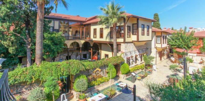 Kaleiçi Otelleri ve Kaleiçi Otel Fiyatları