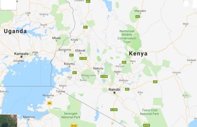 Kenya'da Gezilecek Yerler