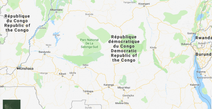 Kongo Cumhuriyeti'da Gezilecek 10 Yer