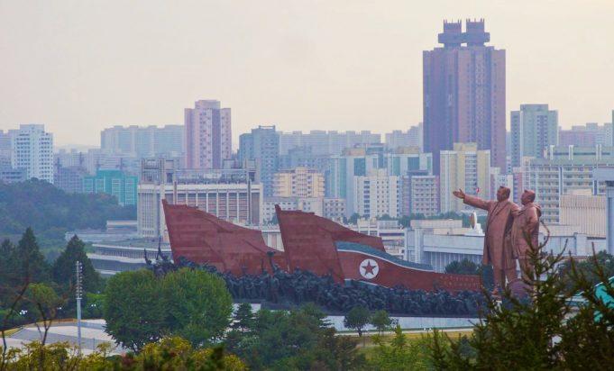 Kuzey Kore'nin başkenti, şehirleri ve bölgeleri