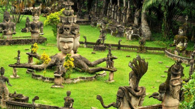 Laos'da Gezilecek 10 Yer