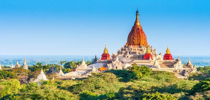 Myanmar Başkenti, Şehirleri ve Bölgeleri