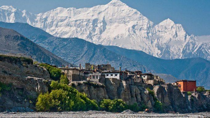 Nepal'ın Başkenti, Şehirleri ve Bölgeleri