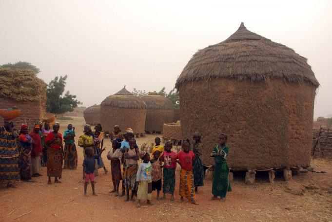 Nijer'in başkenti, şehirleri ve bölgeleri
