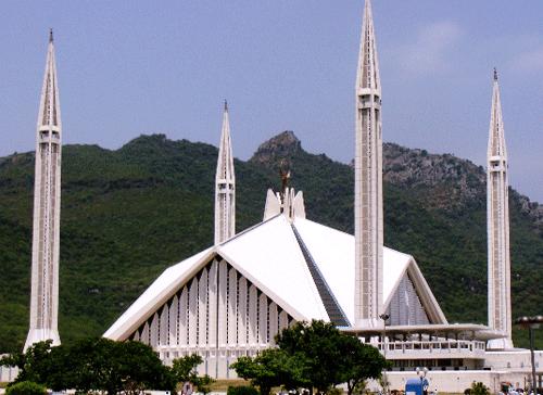 Pakistan Başkenti, Şehirleri ve Bölgeleri