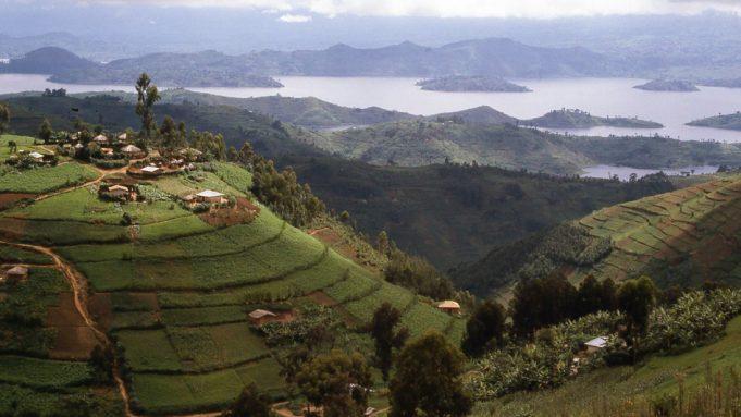 Ruanda'nın Başkenti, Şehirleri ve Bölgeleri