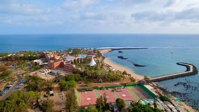Senegal'ın Başkenti, Şehirleri ve Bölgeleri