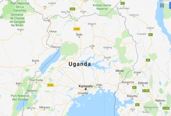 Uganda'da Gezilecek 10 Yerler
