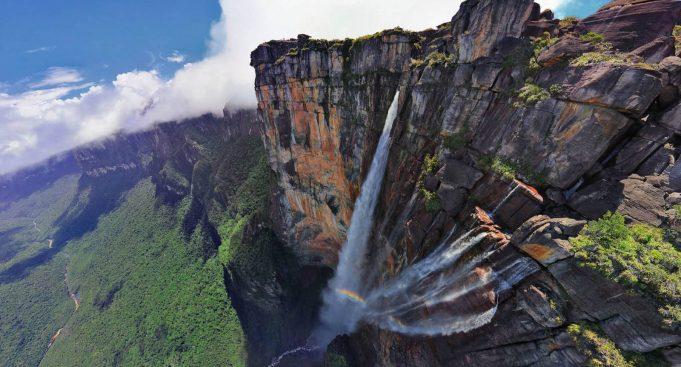 Venezuela'nın Başkenti, Şehirleri ve Bölgeleri