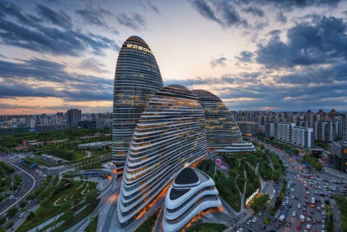 Çin'in Başkenti, Şehirleri ve Bölgeleri