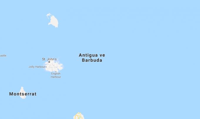 Antigua ve Barbuda Nerede, Nasıl Gidilir