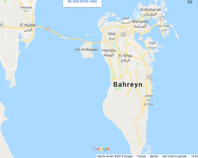 Bahreyn Nerede, Nasıl Gidilir?