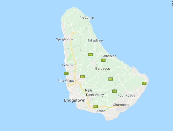 Barbados Nerede, Nasıl Gidilir?