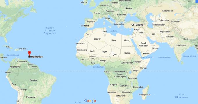 Barbados Nerededir