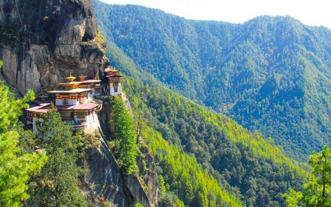 Bhutan Gezi Rehberi