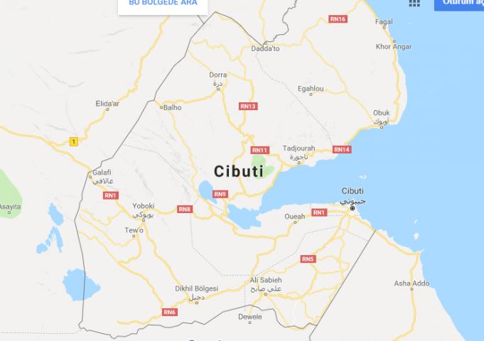 Cibuti Nerede, Nasıl Gidilir?