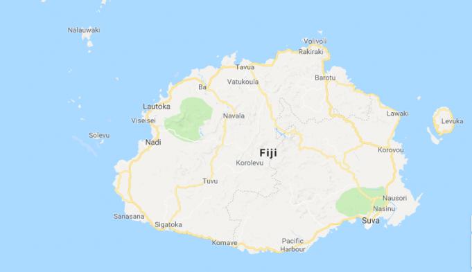 Fiji Nerede, Nasıl Gidilir?