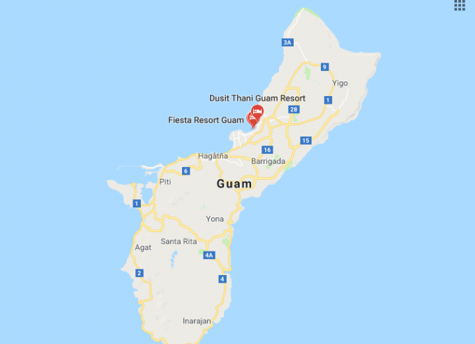 Guam Nerede, Nasıl Gidilir?