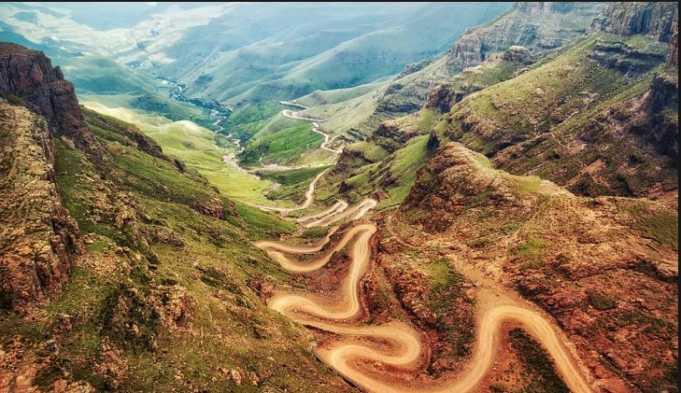 Lesotho'da Gezilecek 10 Yer